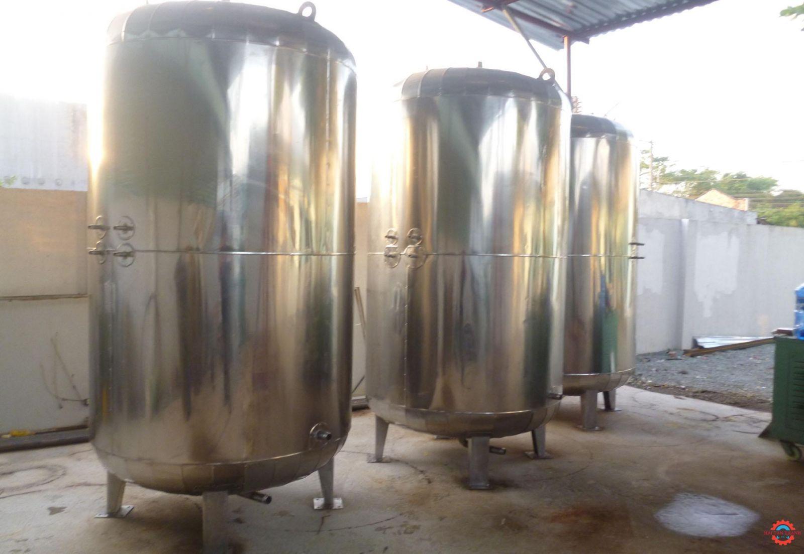 bồn chứa nước nóng